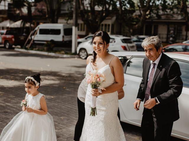 El matrimonio de Mario y Natalia en Talagante, Talagante 8
