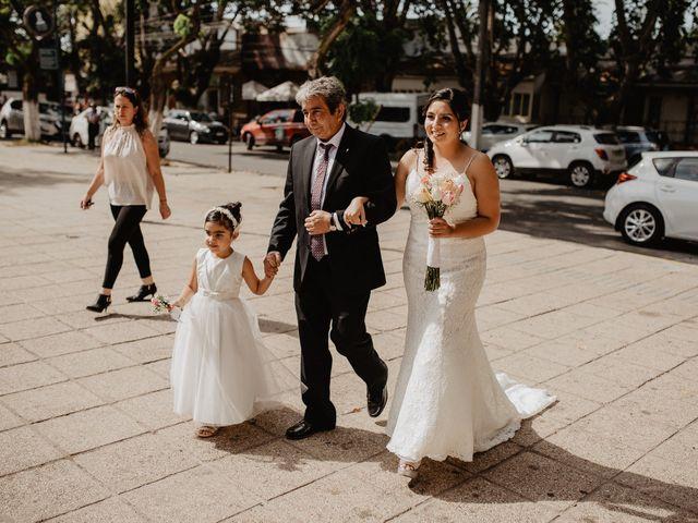 El matrimonio de Mario y Natalia en Talagante, Talagante 9