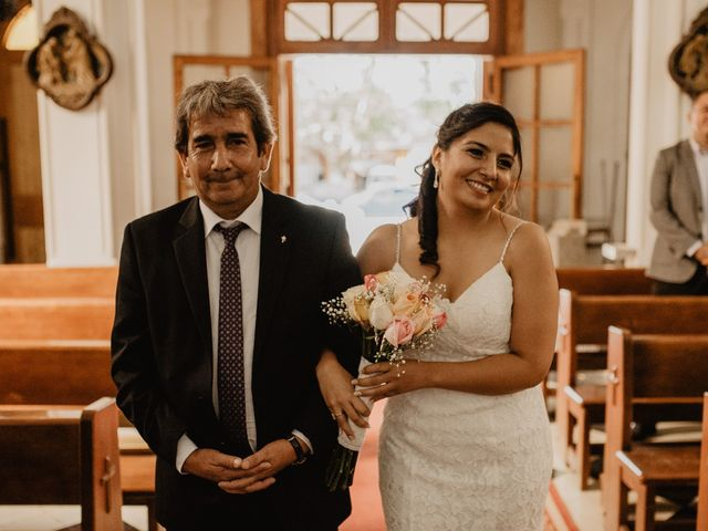 El matrimonio de Mario y Natalia en Talagante, Talagante 12