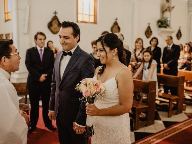 El matrimonio de Mario y Natalia en Talagante, Talagante 15