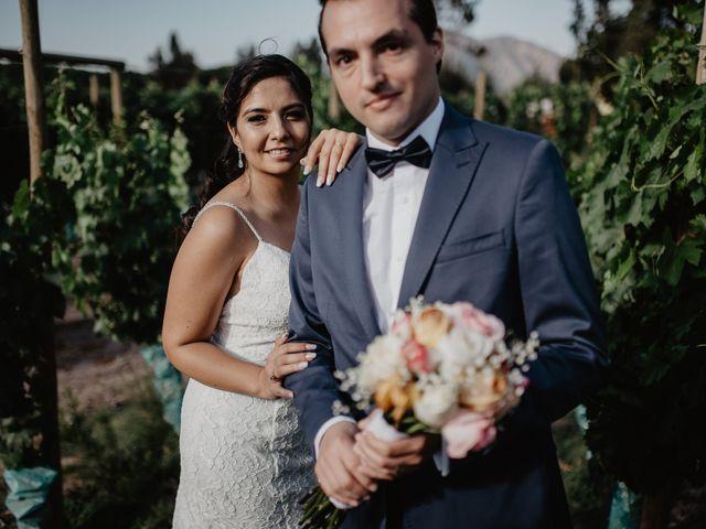 El matrimonio de Natalia y Mario