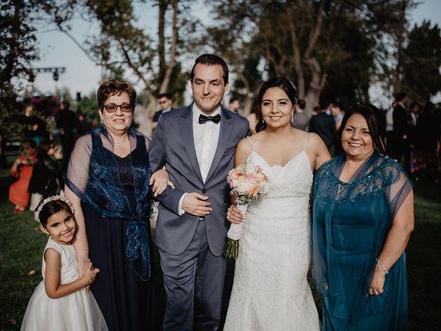 El matrimonio de Mario y Natalia en Talagante, Talagante 41