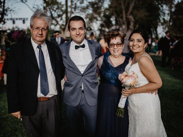 El matrimonio de Mario y Natalia en Talagante, Talagante 42