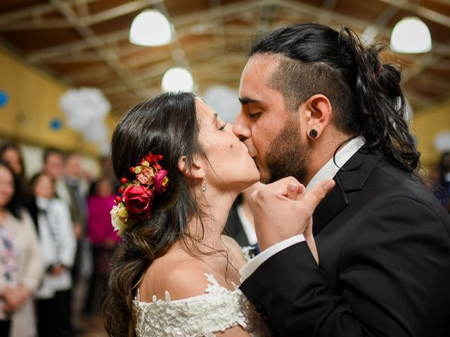 El matrimonio de Daniela y Nicolas
