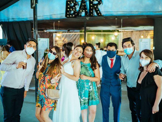 El matrimonio de Marcelo y Lorena  en Coquimbo, Elqui 20