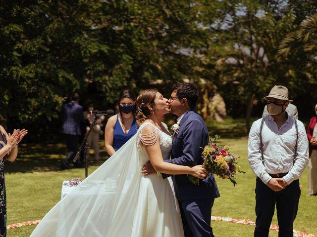 El matrimonio de Marcelo y Lorena  en Coquimbo, Elqui 35