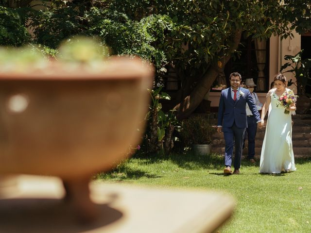 El matrimonio de Marcelo y Lorena  en Coquimbo, Elqui 49