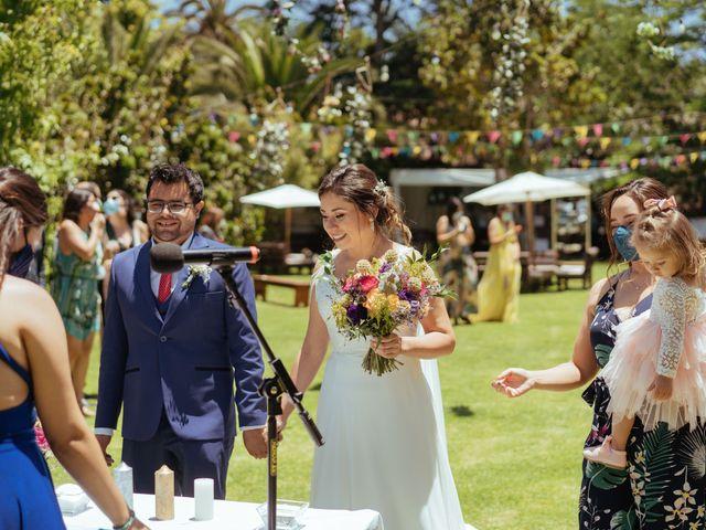 El matrimonio de Marcelo y Lorena  en Coquimbo, Elqui 52