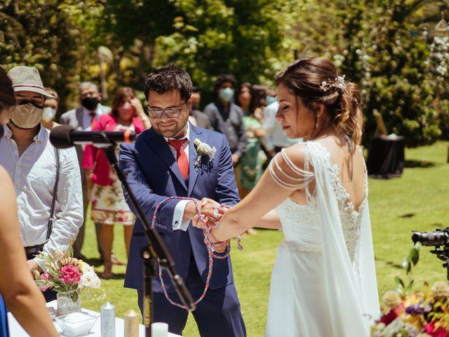 El matrimonio de Marcelo y Lorena  en Coquimbo, Elqui 53