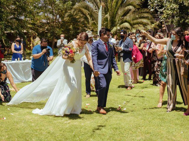 El matrimonio de Marcelo y Lorena  en Coquimbo, Elqui 55