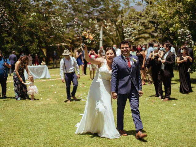 El matrimonio de Marcelo y Lorena  en Coquimbo, Elqui 56