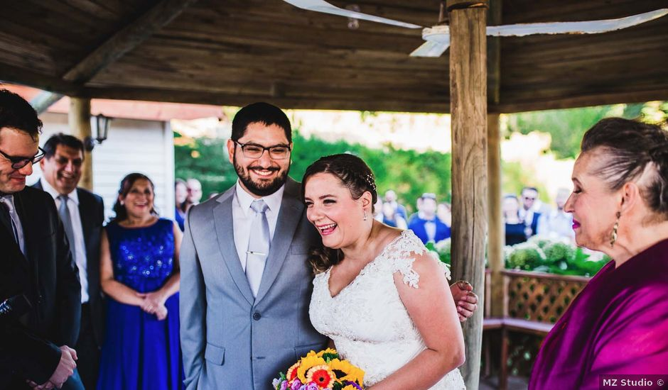 El matrimonio de Seba y Anita en Las Cabras, Cachapoal