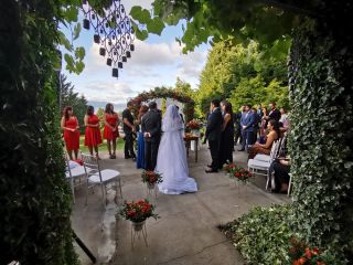 El matrimonio de Silvana y Christian 1