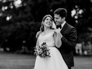 El matrimonio de Silvana y Christian 3