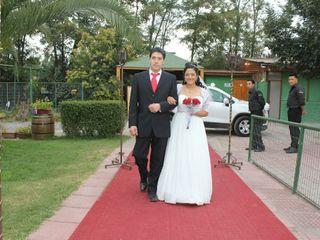 El matrimonio de María José y Fernando 3