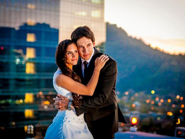 El matrimonio de Fernanda y Pedro