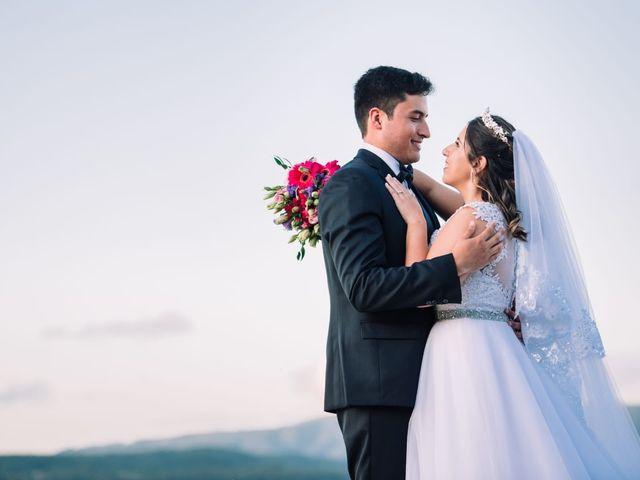 El matrimonio de Silvana y Christian