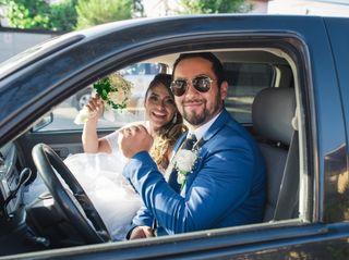 El matrimonio de Alisson y David