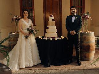 El matrimonio de Kathy y Andrés