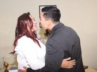 El matrimonio de Karen  y Leonel  2