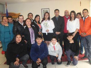 El matrimonio de Karen  y Leonel  3