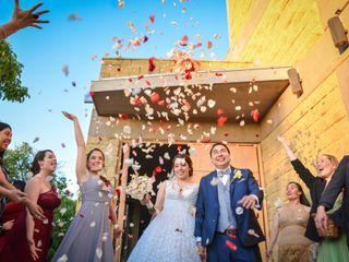 El matrimonio de Celeste y Felipe