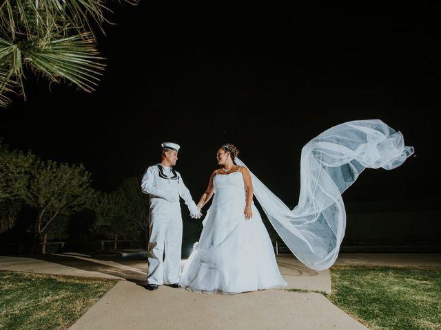 El matrimonio de Franchesca  y German