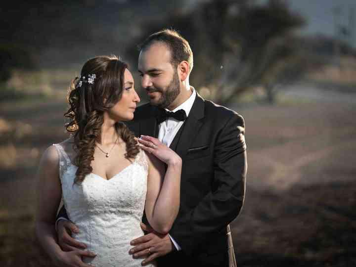 El matrimonio de Angie y Camilo
