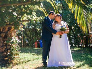 El matrimonio de Mariela y Roberto