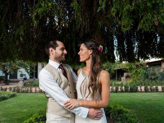 El matrimonio de Josefina y Antonio