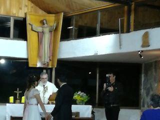 El matrimonio de Mariana y Oscar 3