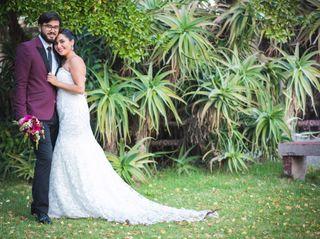 El matrimonio de Nicole y Nelson