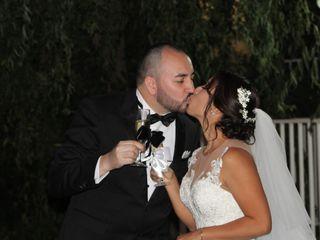 El matrimonio de Viviana  y Felipe