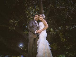 El matrimonio de Dennisse y Francisco