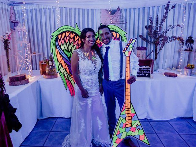 El matrimonio de Gonzalo y Dahomey en San Bernardo, Maipo 13