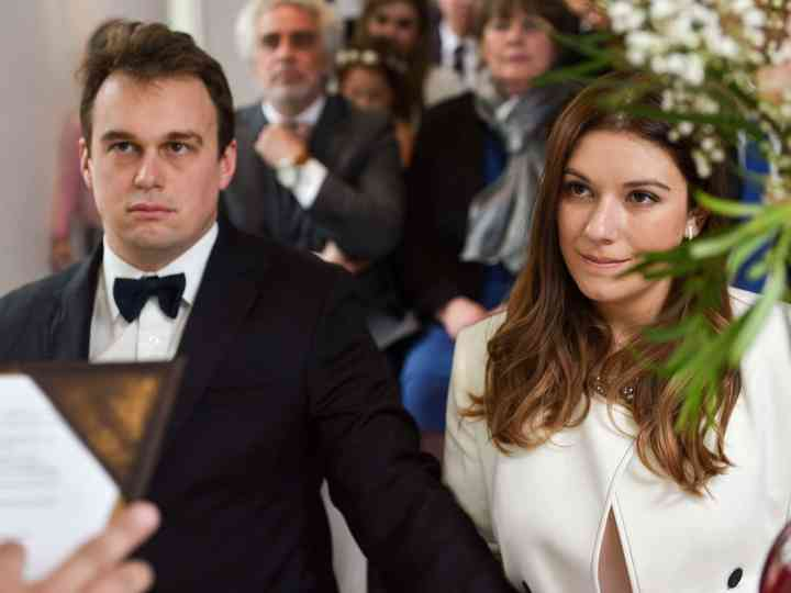 El matrimonio de Daniela  y Antonio