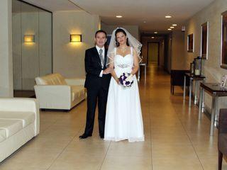 El matrimonio de Bernardita   y Omar  1