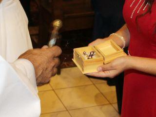 El matrimonio de Bernardita   y Omar  3