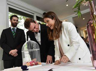 El matrimonio de Daniela  y Antonio  3