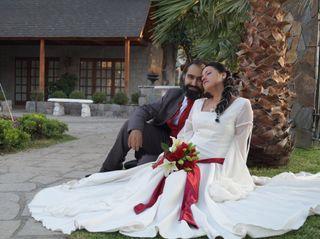 El matrimonio de Eleinka y Herman