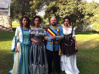 El matrimonio de Eleinka y Herman 3