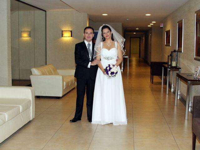 El matrimonio de Bernardita   y Omar