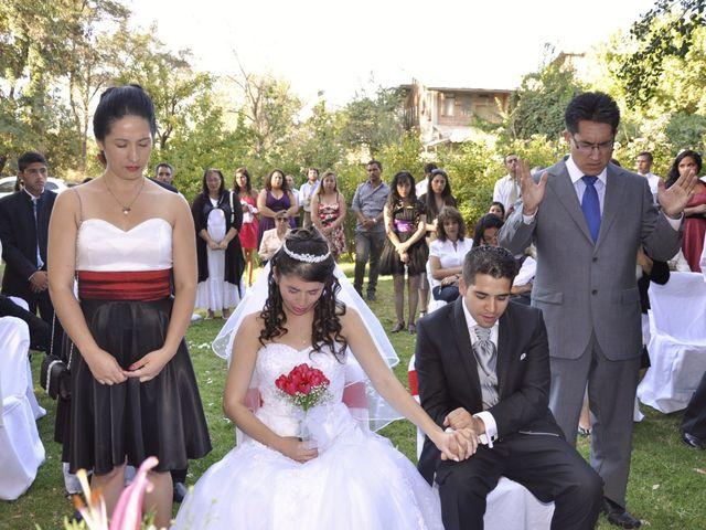 El matrimonio de Andres y Darling en Peñalolén, Santiago 5