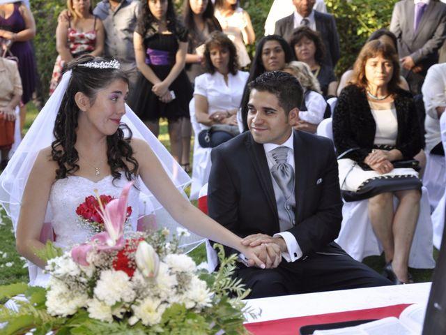 El matrimonio de Andres y Darling en Peñalolén, Santiago 7