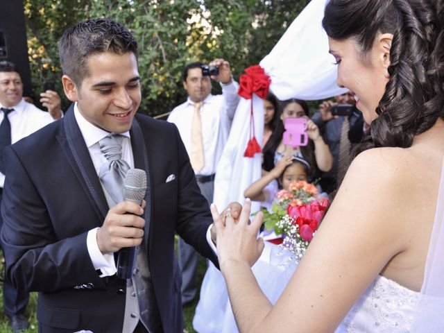 El matrimonio de Andres y Darling en Peñalolén, Santiago 8
