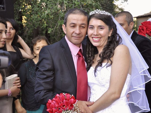 El matrimonio de Andres y Darling en Peñalolén, Santiago 9
