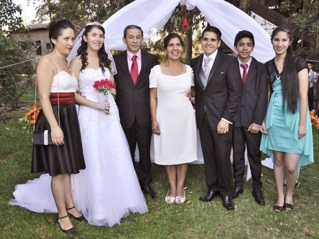 El matrimonio de Andres y Darling en Peñalolén, Santiago 10