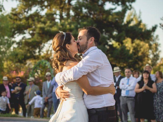 El matrimonio de Yanet y Luis