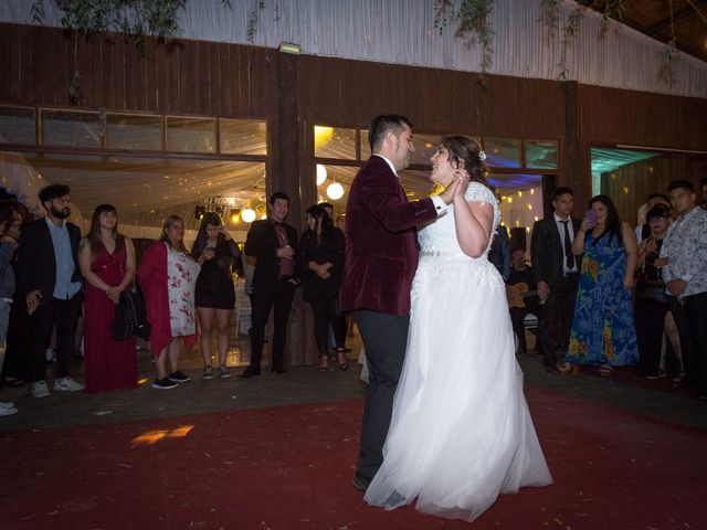 El matrimonio de Jonathan y Carolina
