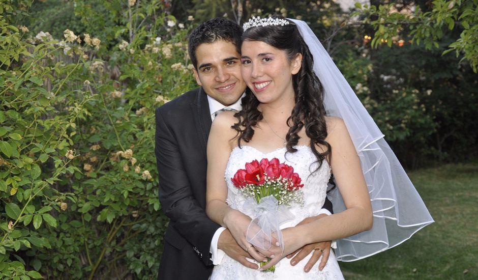 El matrimonio de Andres y Darling en Peñalolén, Santiago